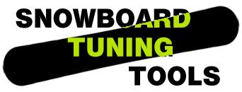 Snowboard Tuning Tools