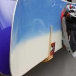 hawaiian snowboard rack