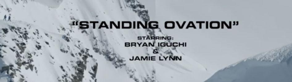 Standing Ovation Film by Volcom Snowboarding