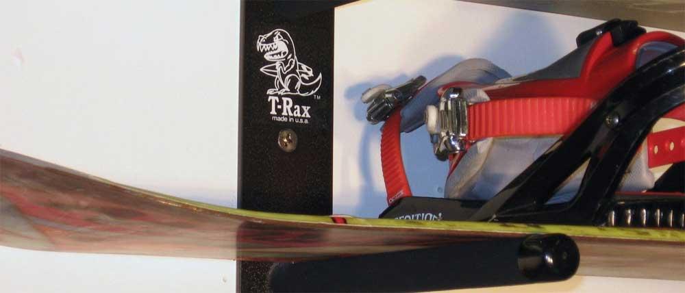 t-rax snowboard rack review