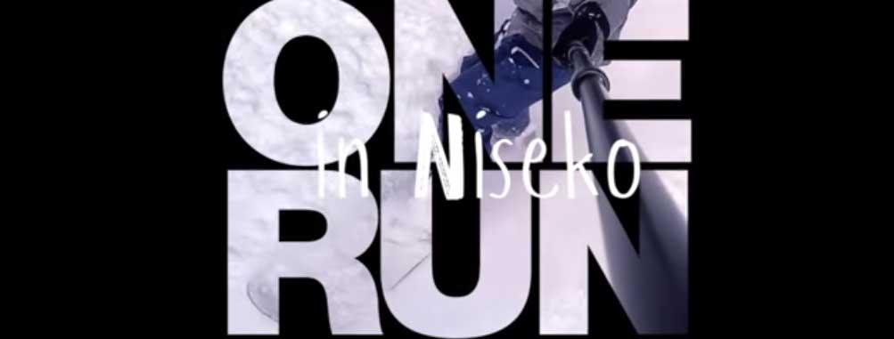 One Run Niseko
