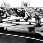 Thule Snowboard Roof Rack